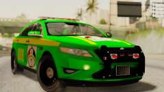 Ford Taurus Iraq Police