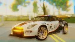 Nissan GT-R GT1 Sumo Tuning