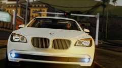 BMW 7 Series F02 2013 pour GTA San Andreas