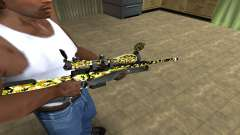 Cub Sniper Rifle pour GTA San Andreas