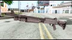 Combat Shotgun from Resident Evil 6