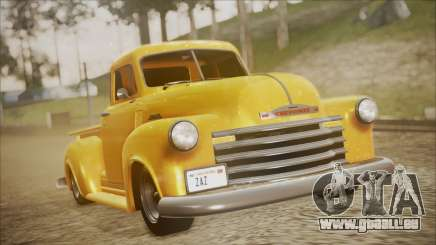 Chevrolet 3100 Truck 1951 pour GTA San Andreas