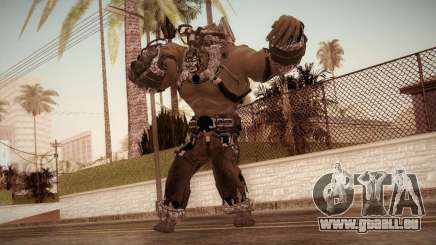 Bane Boss (Batman Arkham City) für GTA San Andreas