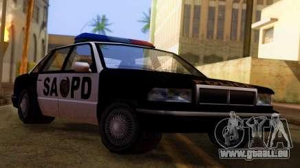 Police SA Premier pour GTA San Andreas