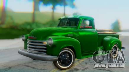 Chevrolet 3100 1951 Work für GTA San Andreas