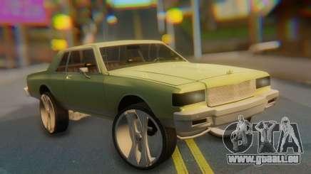 Chevrolet Caprice für GTA San Andreas