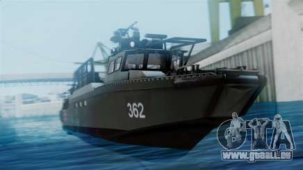 CB90-Class Fast Assault Craft BF4 für GTA San Andreas