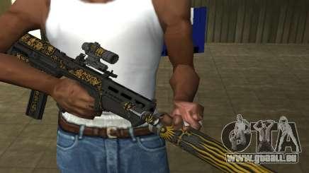GTA 5 M4 für GTA San Andreas