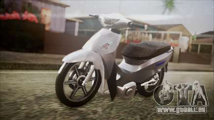 Honda Biz 125 für GTA San Andreas