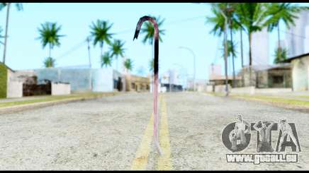 Manhunt Crowbar pour GTA San Andreas