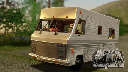 Winnebago Brave 1979 pour GTA San Andreas