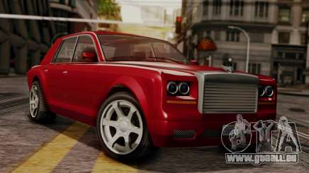 GTA 5 Enus Super Diamond IVF pour GTA San Andreas