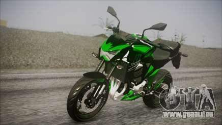 Kawasaki Z800 Monster Energy pour GTA San Andreas