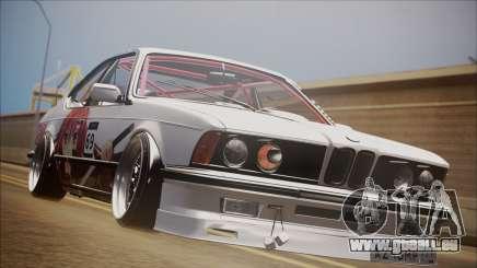BMW E24 Shakugan No Shana Itasha pour GTA San Andreas