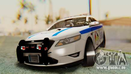 Ford Taurus Iraq Police v2 für GTA San Andreas