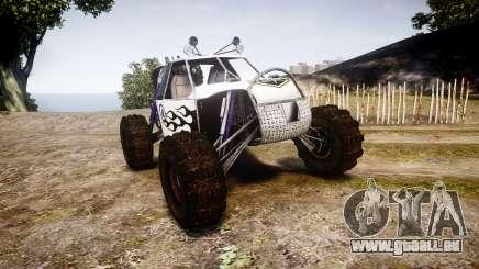 Buggy Fireball für GTA 4