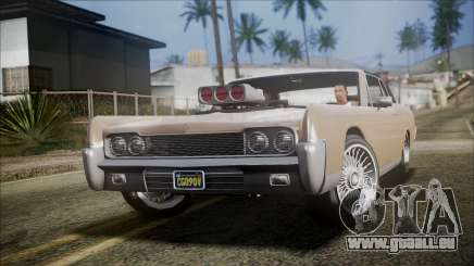 GTA 5 Vapid Chino IVF pour GTA San Andreas