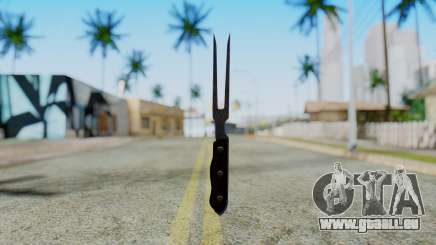 Fork from Silent Hill Downpour für GTA San Andreas