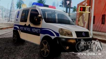 Fiat Doblo PPX pour GTA San Andreas