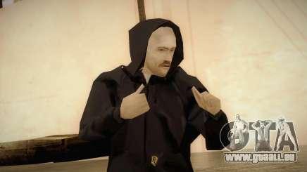 Mercenaire de la mafia dans la hotte pour GTA San Andreas