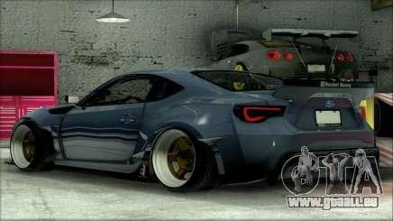 Subary BRZ Rocket Bunny für GTA San Andreas