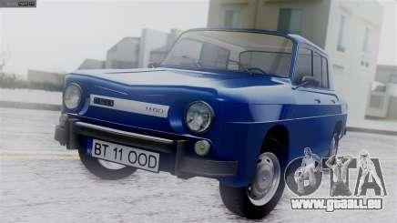 Dacia 1100 pour GTA San Andreas