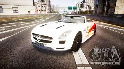Mercedes-Benz SLS AMG für GTA 4