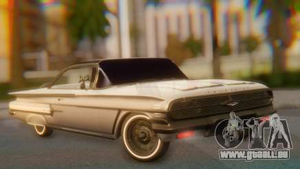 Chevrolet Impala 1960 pour GTA San Andreas