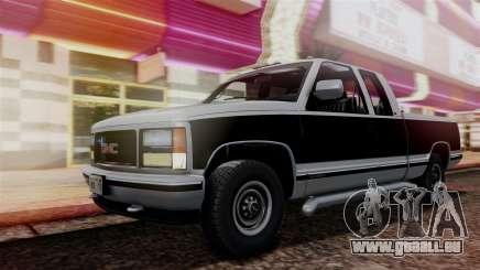 GMC Sierra 2500 Extended Cab 1992 für GTA San Andreas