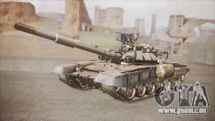 T-90A BF4 pour GTA San Andreas