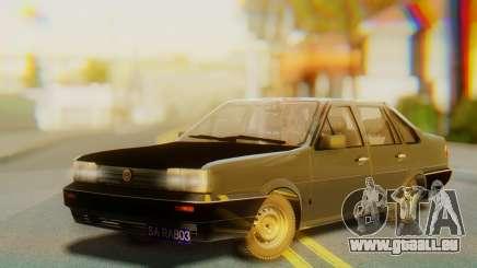 Volkswagen Santana Gz pour GTA San Andreas