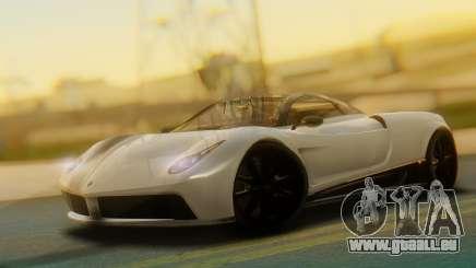 GTA 5 Pegassi Osiris IVF für GTA San Andreas