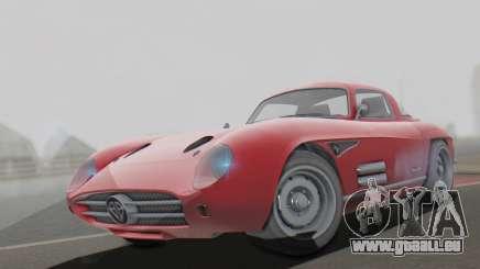 GTA 5 Benefactor Stirling für GTA San Andreas