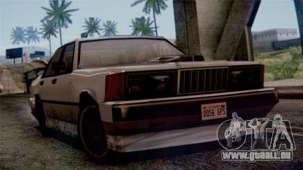 Sentinel XS für GTA San Andreas