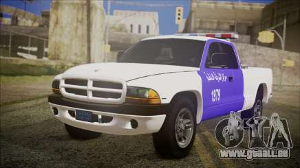 Dodge Dakota Iraqi Police pour GTA San Andreas