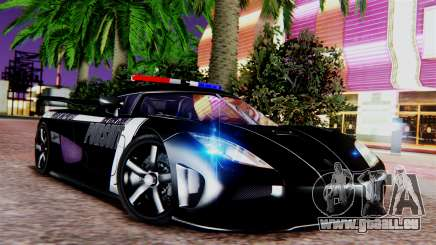 NFS Rivals Koenigsegg Agera R v2.0 pour GTA San Andreas