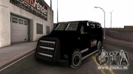 Maschine Lieferung tuning-Teile für GTA San Andreas