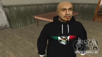 Rifa Skin First pour GTA San Andreas