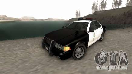 GTA 5 Stanier Police für GTA San Andreas