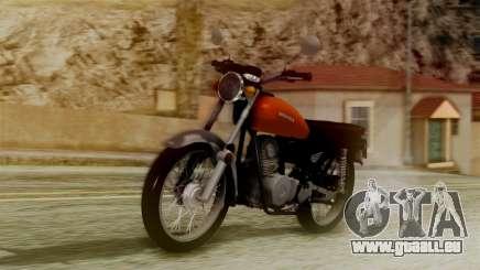 Honda CG 125 Classic für GTA San Andreas