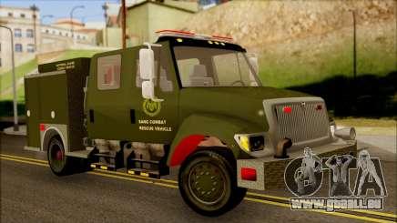 SANG Combat Rescue International pour GTA San Andreas