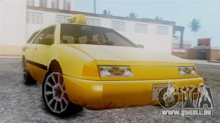 Stratum Taxi pour GTA San Andreas