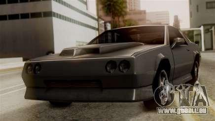 Buffalo New Edition für GTA San Andreas