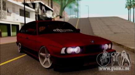 BMW M5 Touring E34 pour GTA San Andreas
