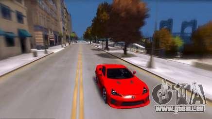 Lexus LF-A 2010 [EPM] pour GTA 4