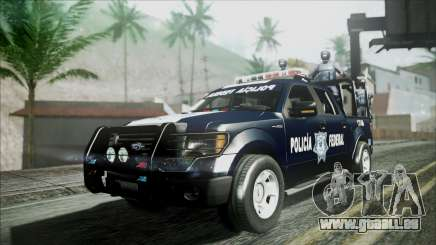 Ford Pickup Policia Federal für GTA San Andreas