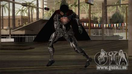 Superman Cyborg v1 pour GTA San Andreas
