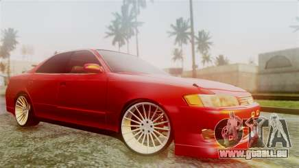 Toyota Mark 2 berline pour GTA San Andreas