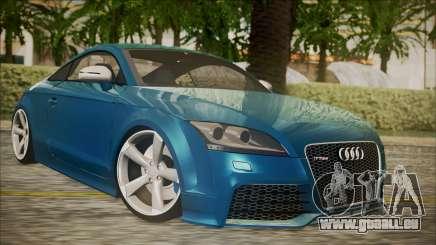Audi TT RS 2011 v3 pour GTA San Andreas