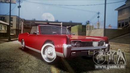 GTA 5 Vapid Chino pour GTA San Andreas